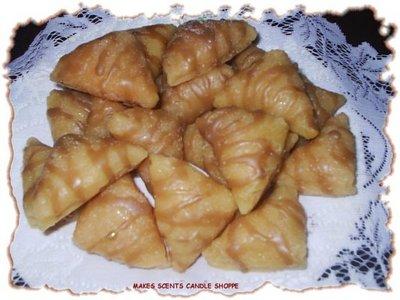 Cinnamon Glazed Baklava