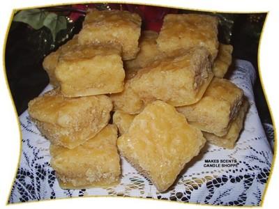 Buttery Vanilla Fudge
