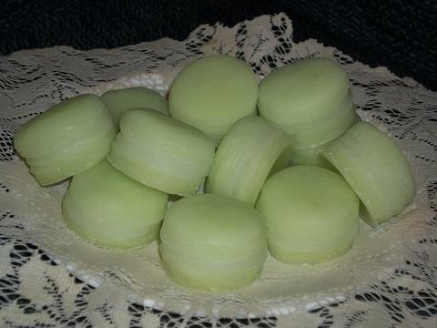 Pistachio Coconut Fluff